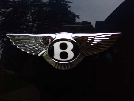 Logo Company Maserati on Six Cylinder Engine And A V8 From 1959 To 1965 Bentley Logos Pictures